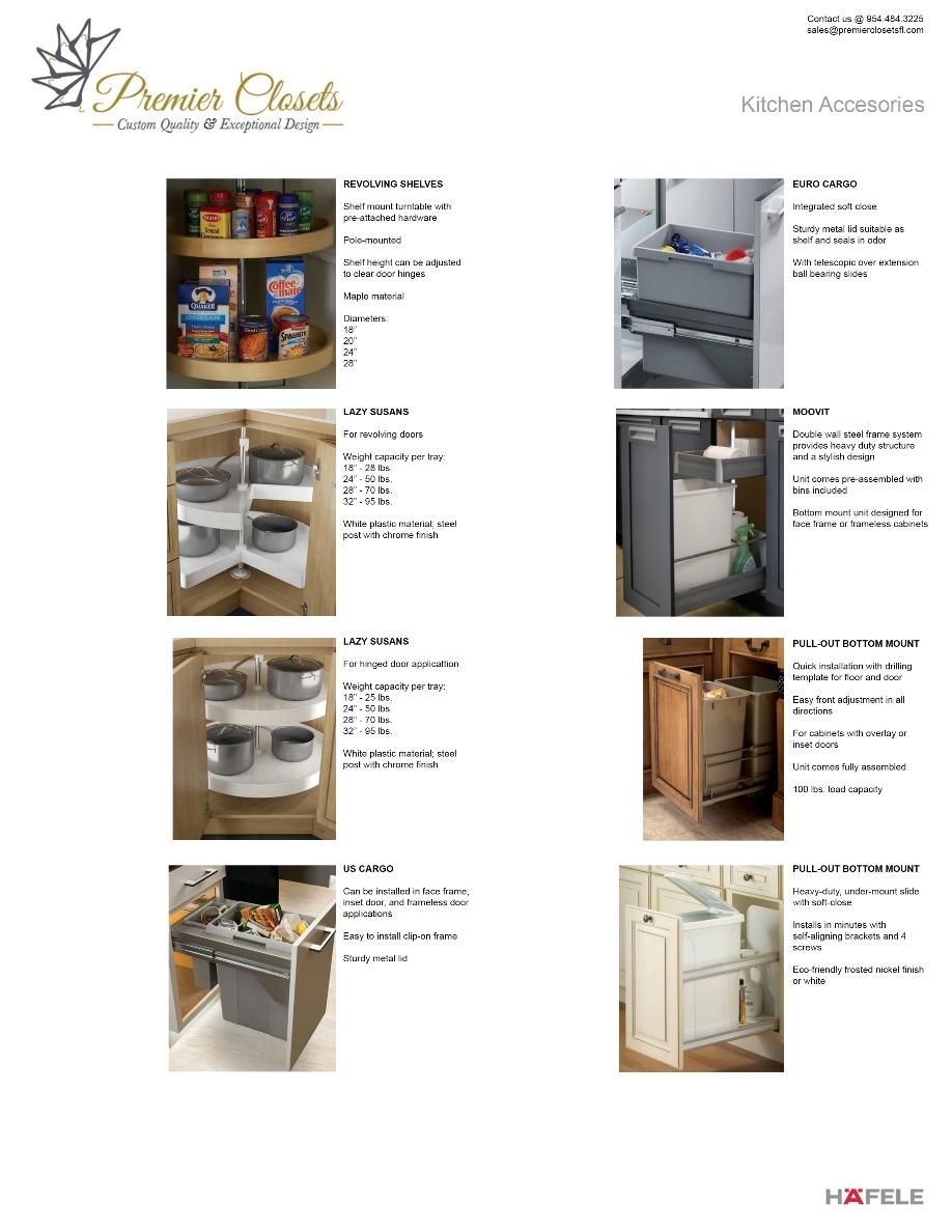 pantry closet organizers coral springs kitchen pantry